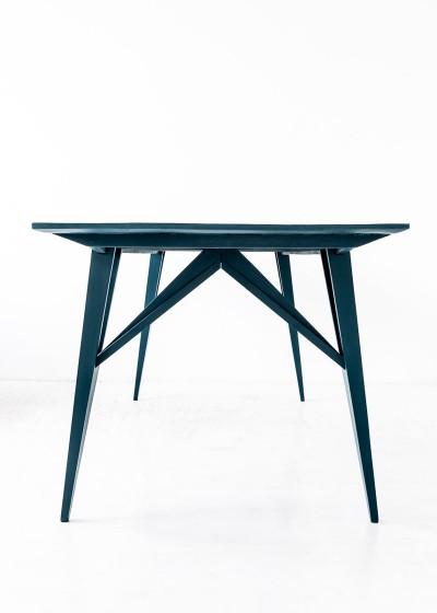 'U1 Schlesisches Tor' - table by Studio Andree Weissert - front view
