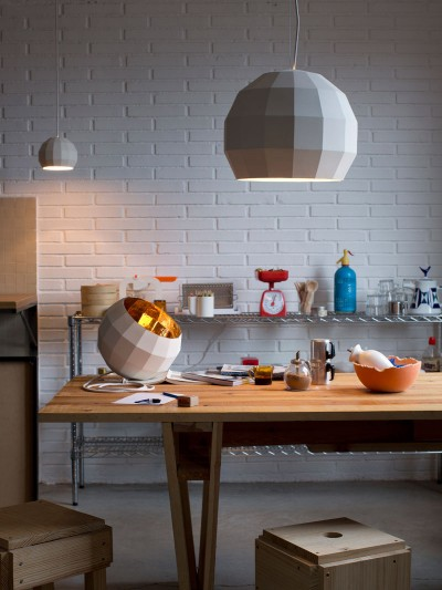 Scotch Club lamp (white) by Mashalla & Apparatu for Marset