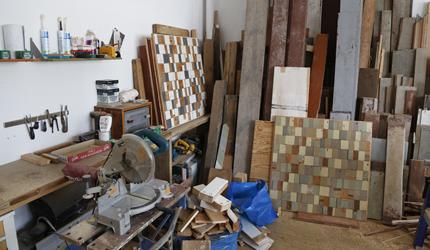 Werkstattbesuch bei Not A Wooden Spoon