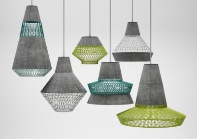 POT.PURRI by 3 Dots Collective - lamps
